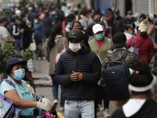 Avance del Covid-19 en Perú: Minsa reporta 33 muertos y 777 nuevos casos en 24 horas