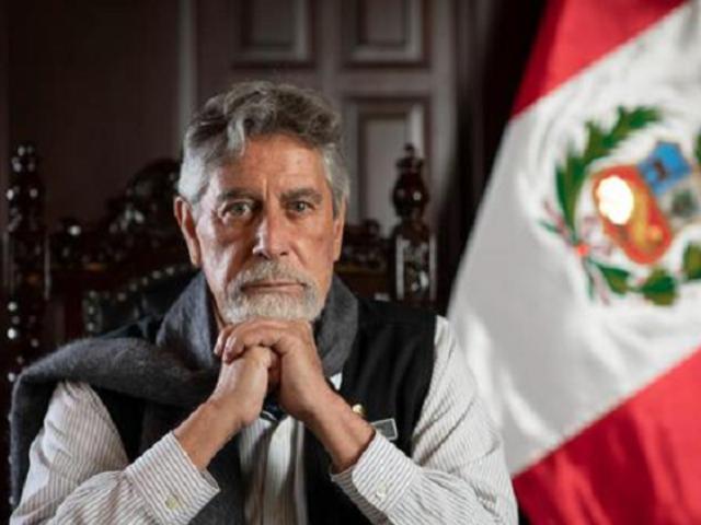 Las últimas actividades de Francisco Sagasti como presidente del Perú