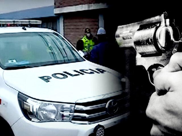 Presunto feminicidio: joven de 16 años fue asesinada con un disparo en la cabeza en VES