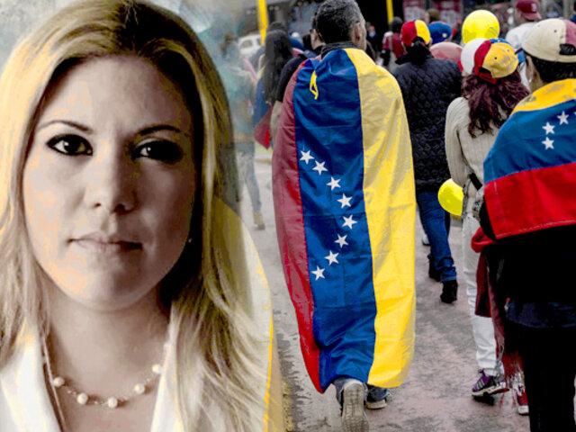 Facchín: la comunidad venezolana es la más interesada en que no se de acceso a delincuentes