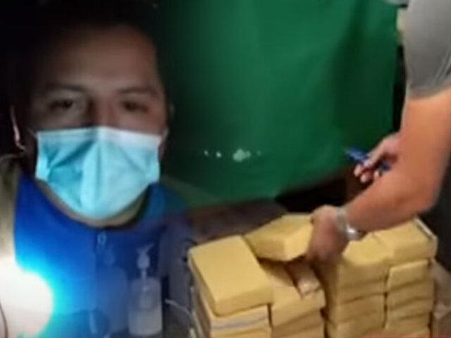 Así camuflan la droga para burlar a la Policía de Carreteras