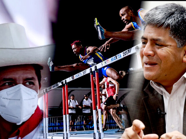Gobernador de Ayacucho pidió que Juegos Bolivarianos se realicen en su región