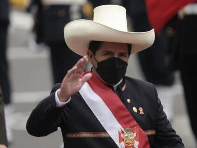 Congreso: plantean que una comisión investigue reuniones y visitas de Castillo en Breña