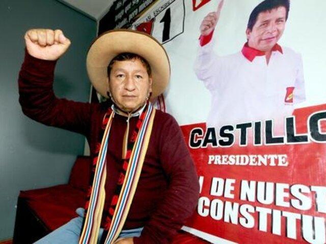 Congresistas señalan que Castillo estaría tomando una postura confrontacional con la designación de Bellido