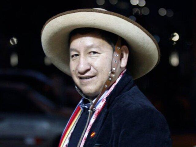Nuevo Perú y sectores de la izquierda respaldan designación de Guido Bellido a pesar de sus investigaciones