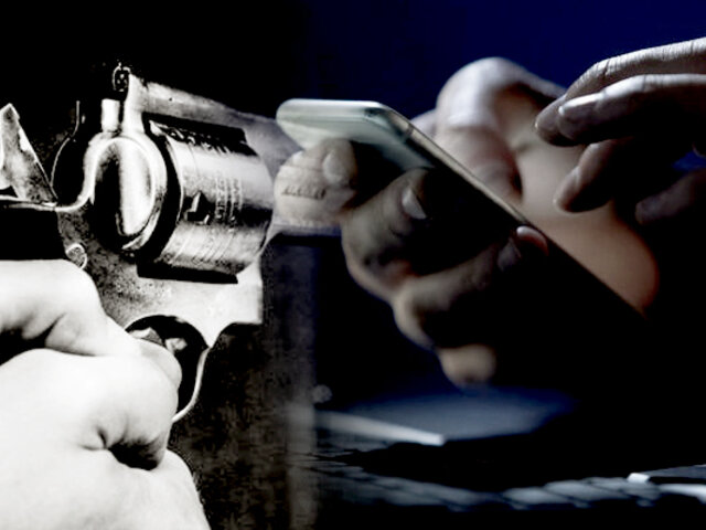 """La Victoria: caen las """"sabandijas de Huascarán"""" cuando robaban celular a joven"""