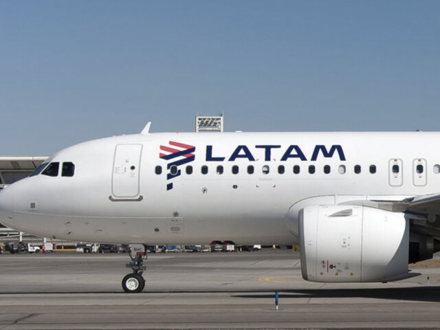 "Latam pone a disposición ""avión solidario"" tras fuerte sismo en Piura"