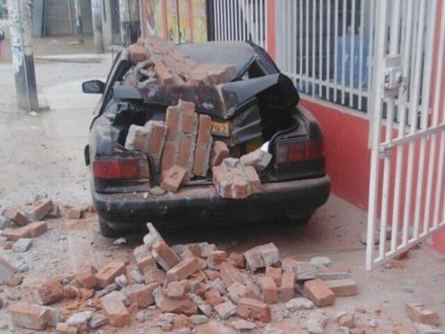 Piura: dos nuevos sismos de 3.9 y 4.4 remecieron Sullana hace instantes