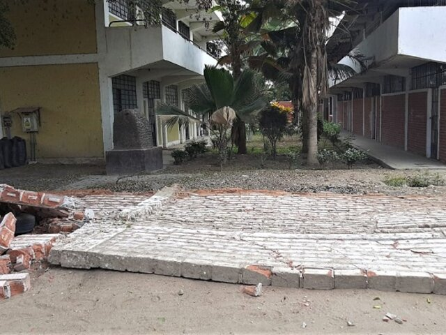 Sismo en Piura: Diresa reporta al menos 35 heridos en hospitales