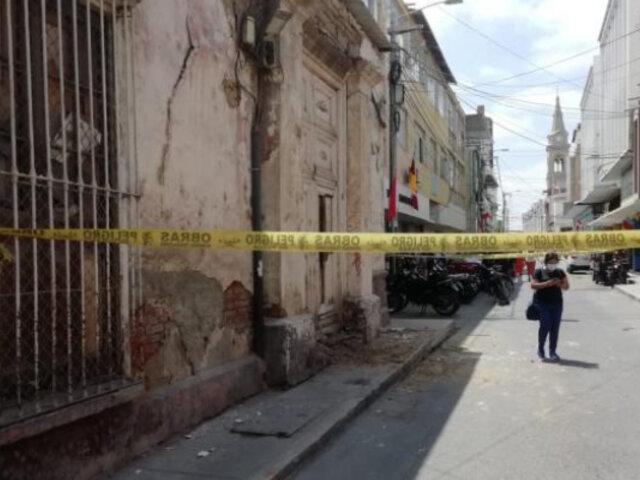 Piura: Gobierno declara estado de emergencia en varios distritos luego del sismo de magnitud 6.1