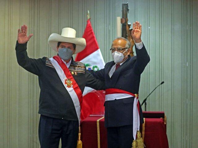 Aníbal Torres: ¿Quién es el nuevo ministro de Justicia y Derechos Humanos?