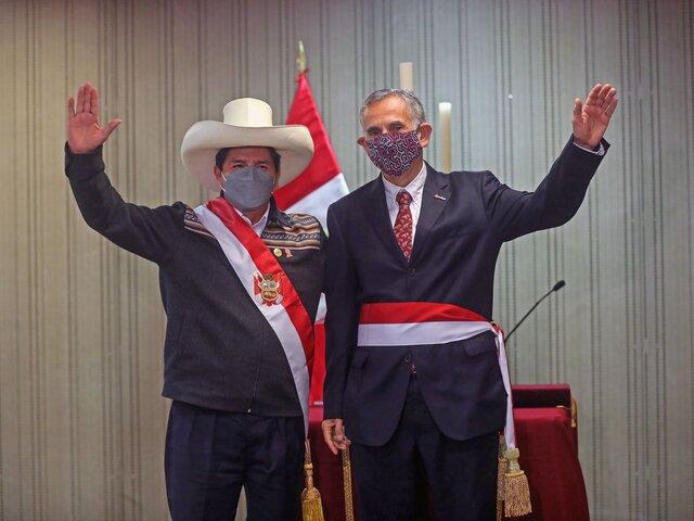 Pedro Francke juró como ministro de Economía y Finanzas