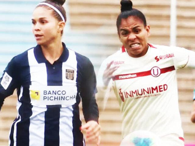Liga Femenina: Alianza Lima empató 0-0 con Universitario por la fecha 10