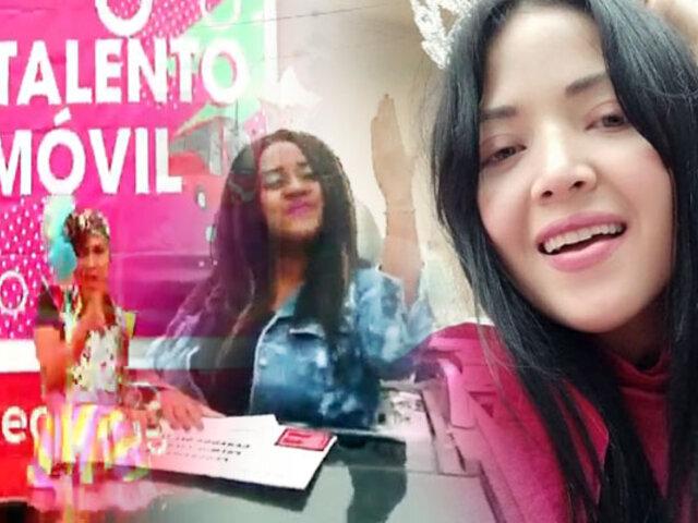 """""""El Talentomóvil"""" llegó a San Juan de Lurigancho"""