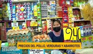Mercado Limoncillo en el Rímac: productos importados suben de precio
