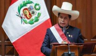 SNRTV invoca a presidente Castillo permita la cobertura periodística de sus actividades
