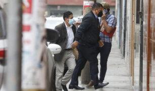 Congresista Cueto pide información al Mininter por presunto servicio de seguridad y resguardo a Cerrón