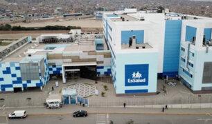 """Guido Bellido: funcionarios de EsSalud """"responsables"""" de compras sobrevaloradas serán """"sustituidos"""""""