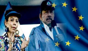 Unión Europea sanciona a esposa e hijo del presidente Daniel Ortega