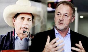 Jorge Muñoz pidió a Pedro Castillo que cambie a los ministros cuestionados