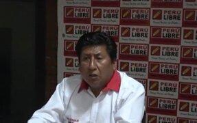 Congresistas de Perú Libre retiraron sus firmas de moción de censura contra Mesa Directiva