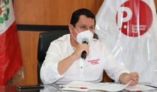Piura: Gobernador pide declarar Estado de Emergencia en 5 provincias de la región