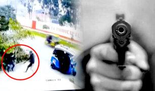 Los Olivos: roban a mano armada a un vecino por un celular