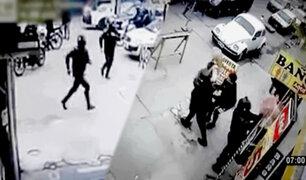 La Victoria: comerciante denuncia abuso de autoridad de fiscalizadores