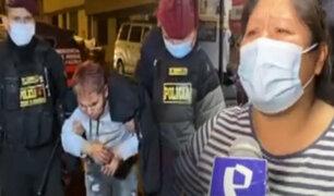 Delincuentes asaltan barbería y disparan contra joven trabajador