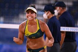 Una peruana en final de Tokio 2020: Mariafe Artacho busca el oro con Australia en vóley-playa