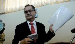 Marco Falconí es designado jefe de asesores del Ministerio de Transportes y Comunicaciones