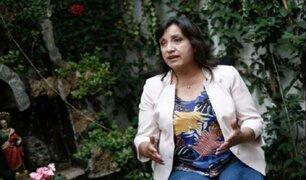 Dina Boluarte solicitó licencia sin goce de haber por cinco años en Reniec