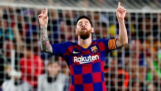 Adiós al más grande: Barcelona dedica emotiva despedida a Messi recordando sus goles