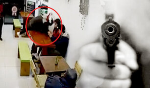 Huacho: asaltan a mano armada a comensales de un restaurante