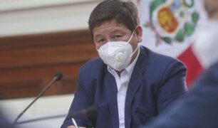 Premier  Guido Bellido se reunirá este martes con bancadas de APP y Podemos Perú