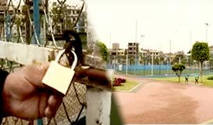 Callao: denuncian que grupo de vecinos cobran alquiler por parque público
