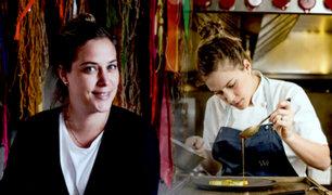 Pía León, elegida la mejor chef femenina del mundo, revela la clave de su éxito
