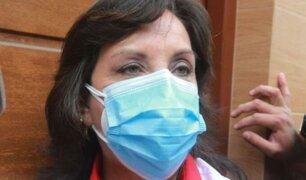 Servir anula decisión del Reniec de negarle licencia sin goce de haber por 5 años a Dina Boluarte