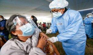 """Epidemiólogo Antonio Quispe: """"Debemos entender que las vacunas salvan vidas"""""""