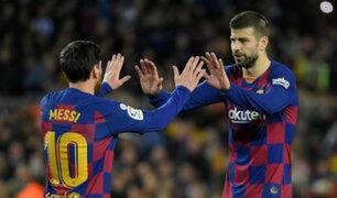 """""""Nada volverá a ser lo mismo"""": Piqué se despide de Messi con un emotivo mensaje"""