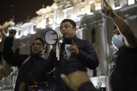 Congresista Juan Burgos anunció que se pedirá a la Comisión de Ética sancionar a Bermejo