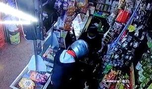 Rímac: asaltan local comercial por segunda vez y se llevan S/ 5 mil