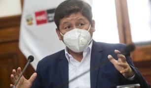 """Presentan moción para declarar designación de Guido Bellido y Héctor Béjar como """"acto inmoral"""""""