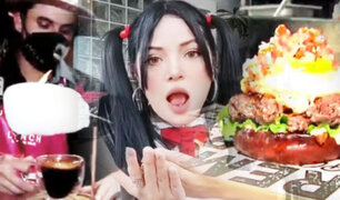 La creativa gastronomía la rompe en Tik Tok