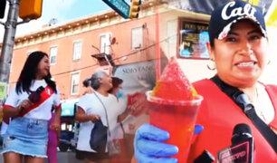 EXCLUSIVO | Desde EEUU: Conozca la calle más peruana de New Jersey