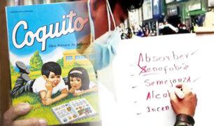 """El """"Coquito"""" a las calles: ¿Hemos olvidado cómo escribir correctamente?"""