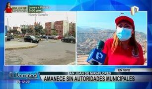 SJM sin autoridades municipales: problemas aún persisten tras detención de alcaldesa