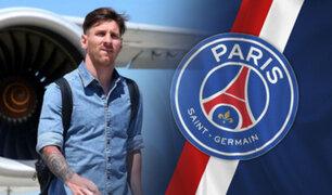 Lionel Messi viajará a París para firmar con el PSG, según prensa francesa