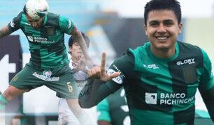 Alianza Lima lidera la Fase 2 tras vencer 2-0 a San Martín