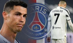 Cristiano Ronaldo era el principal candidato para sustituir a Mbappé en el PSG